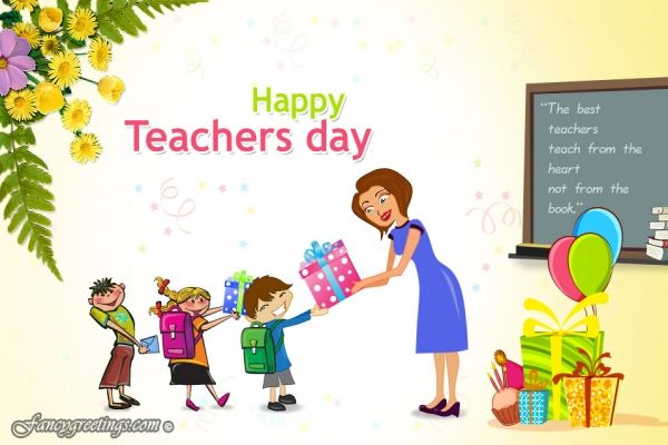 Teachers Day Teachers Day Greeting Card Teachers Day Greetings Teachers Day