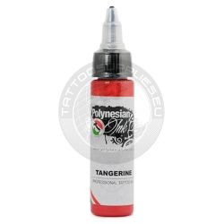Polynesian Ink Tangerine - Tattoo supplies since 1999