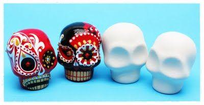 GoodyDevi: Skull unpainted