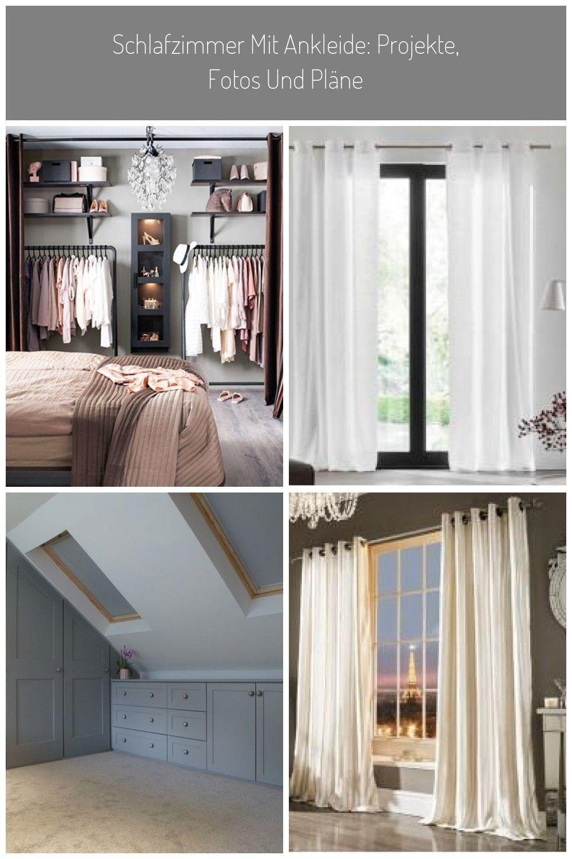 Schlafzimmer Mit Ankleide Projekte Fotos Und Plane Trennwand