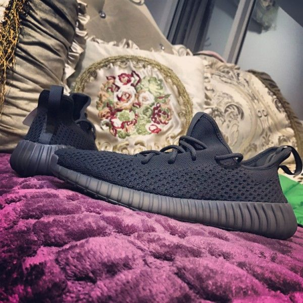 Adidas Yeezy Boost 350 v2 Black White • Kicks On Fire