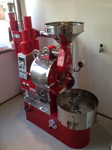coffee roaster coffee roasters coffeeshop giesen. Black Bedroom Furniture Sets. Home Design Ideas