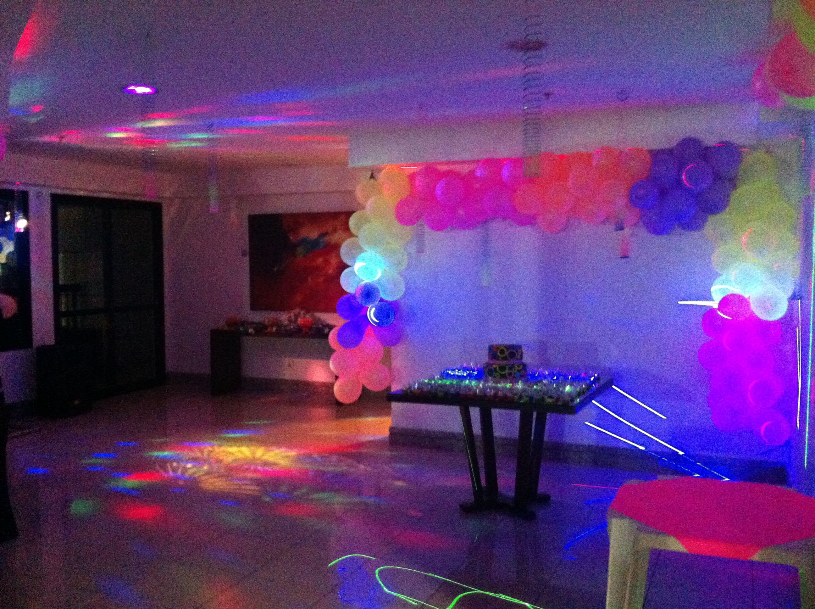 Neon party #1