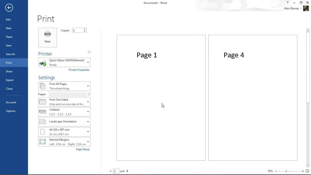 How to create a booklet in microsoft word pertaining to