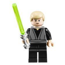 Lego Star Wars Minifigures Luke Ebay Lego Star Wars Star Wars Luke Star Wars Luke Skywalker
