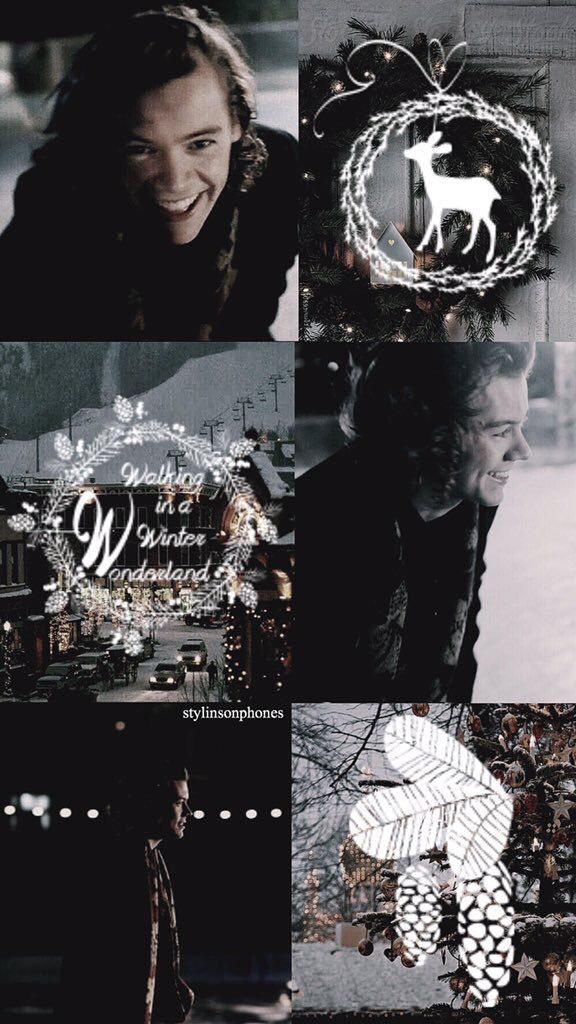 Harry Styles Winter | ctto: @stylinsonphones