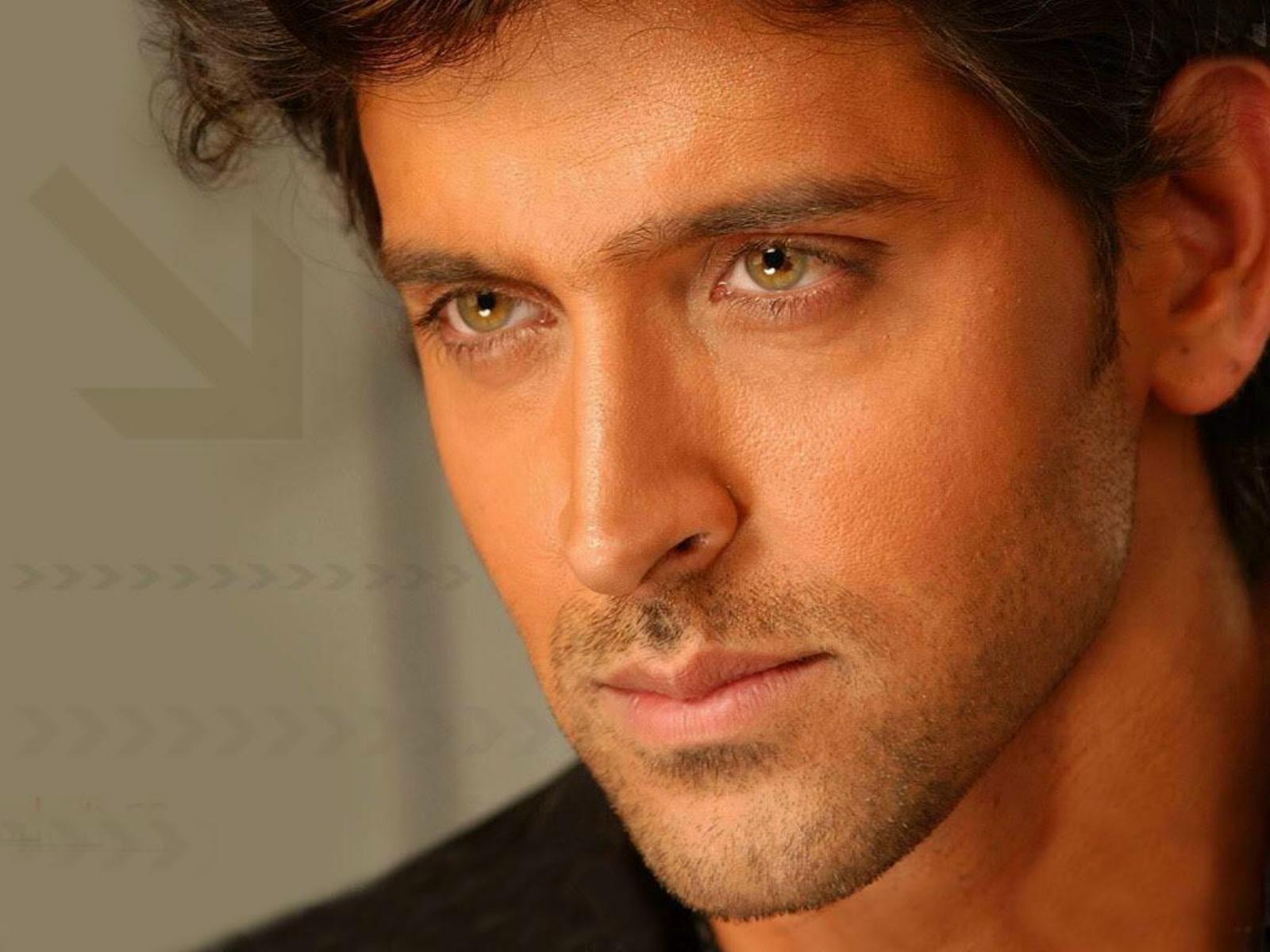 Hrithik Roshan, Indian actor.