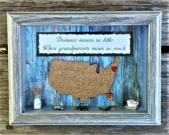Grandparents Day Gift-Long Distance Grandparents Gift-Personalized Grandma Gifts-Custom Gift for Gra #bestgiftsforgrandparents