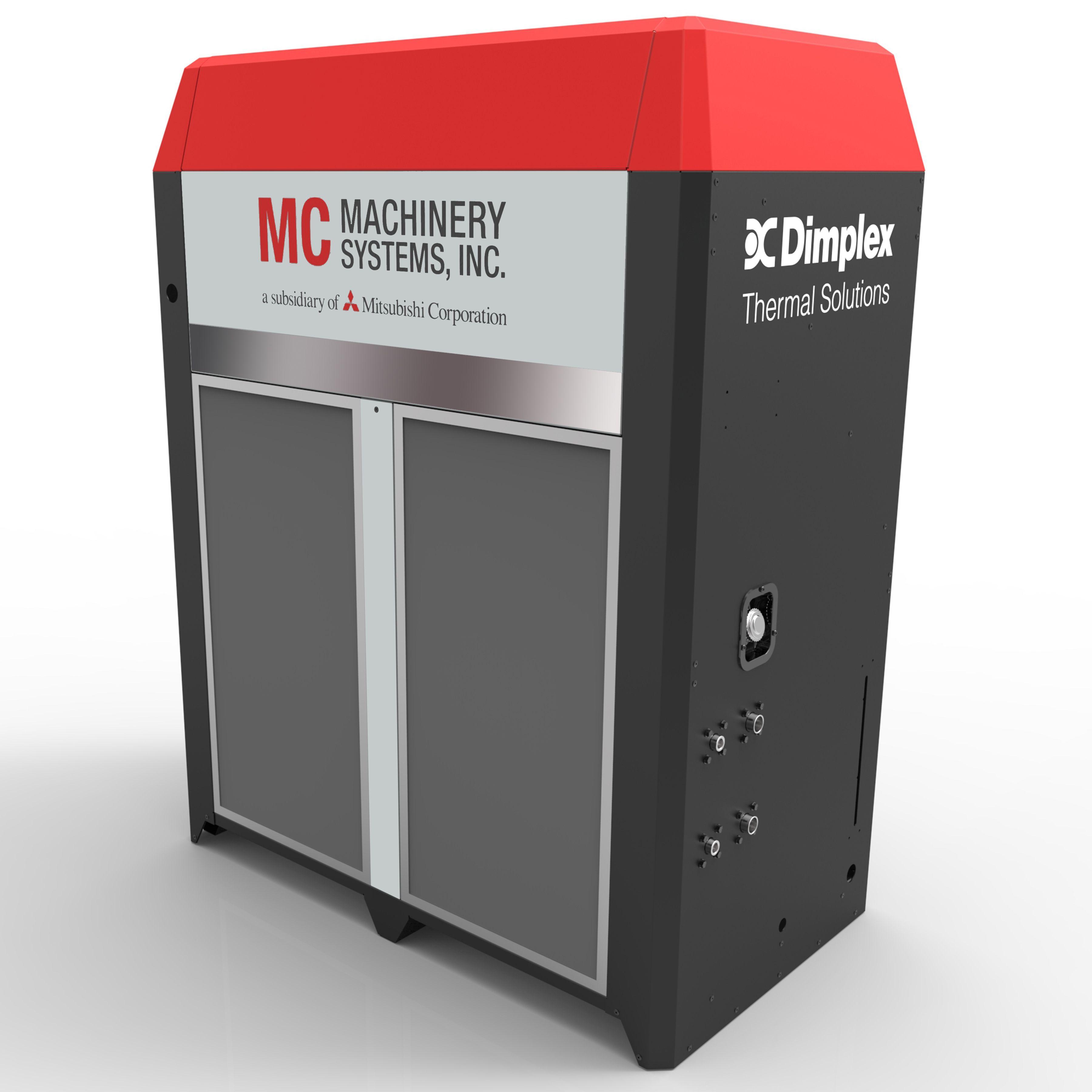 Dimplex thermal solutions 20 ton chiller design 2 locker