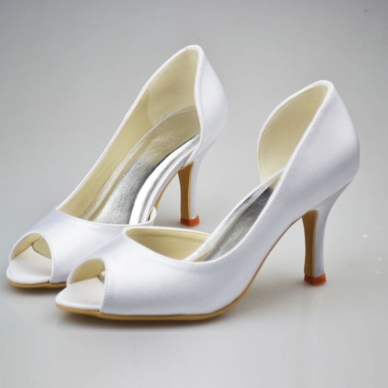 New Fashion Simple Bridal Wedding shoes,Party Dress, Bridal Shoe ...