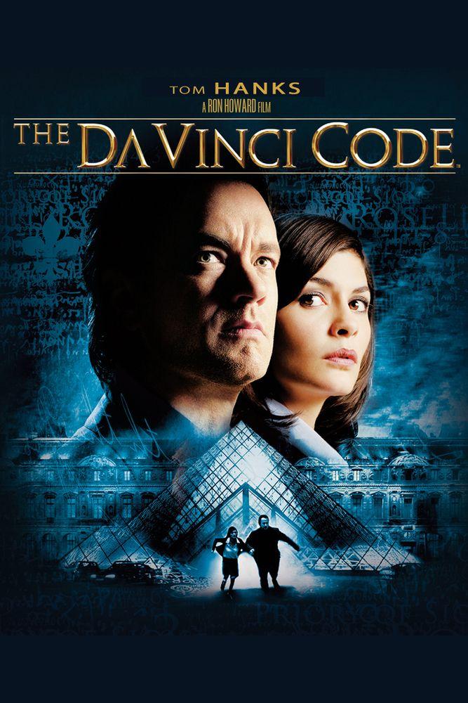 Image result for the da vinci code 2006 poster