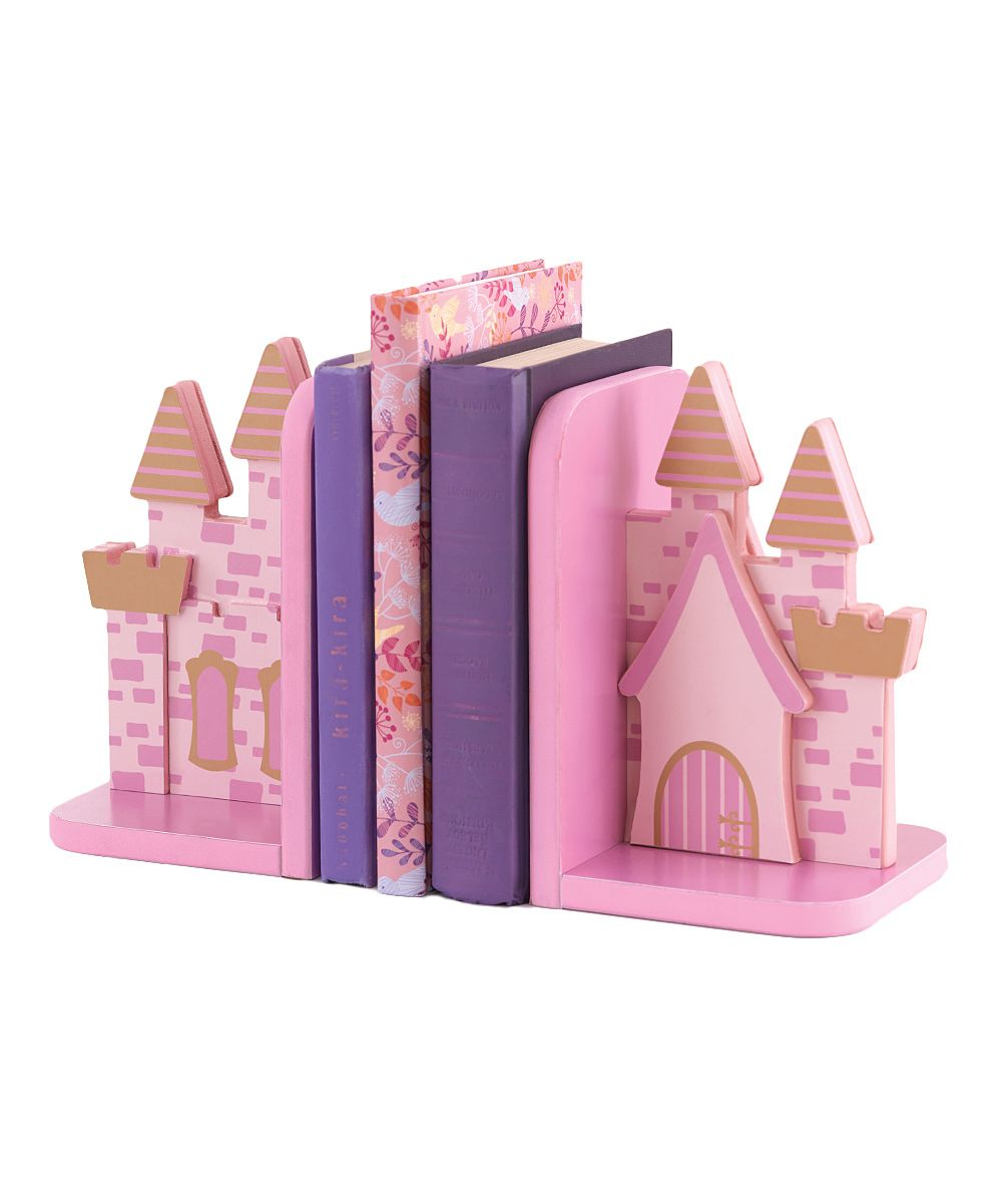 Princess Bookends. I know a little princess that would like these @Krystal Meeds