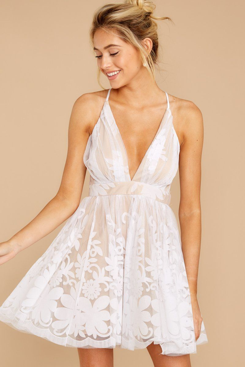 Best Thing I Never Had White Dress Trendy Clothes For Women