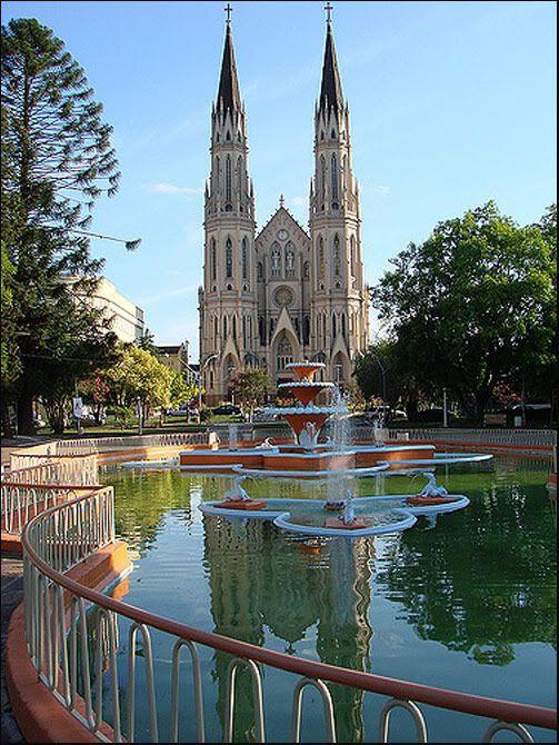 Santa Cruz do Sul Cathedral - Santa Cruz do Sul