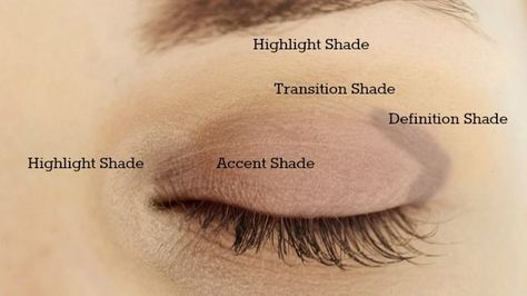 Hooded Eye Makeup Diagram.Quick Tips For Eyeshadow On Hooded Eyes Eye Makeup Eye