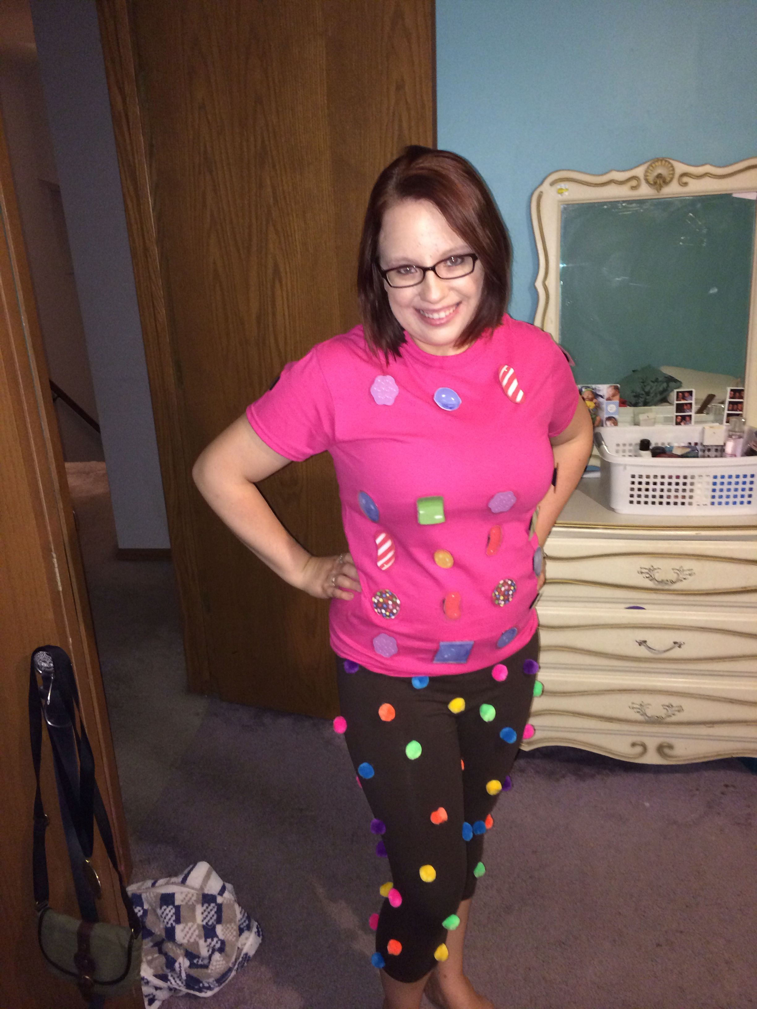 Homemade Candy crush Halloween costume  sc 1 st  Pinterest & Homemade Candy crush Halloween costume | Purim | Pinterest ...