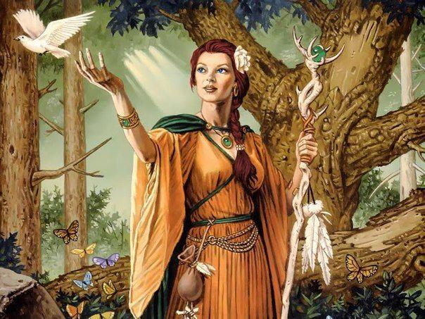 Баба древнегреческая богиня