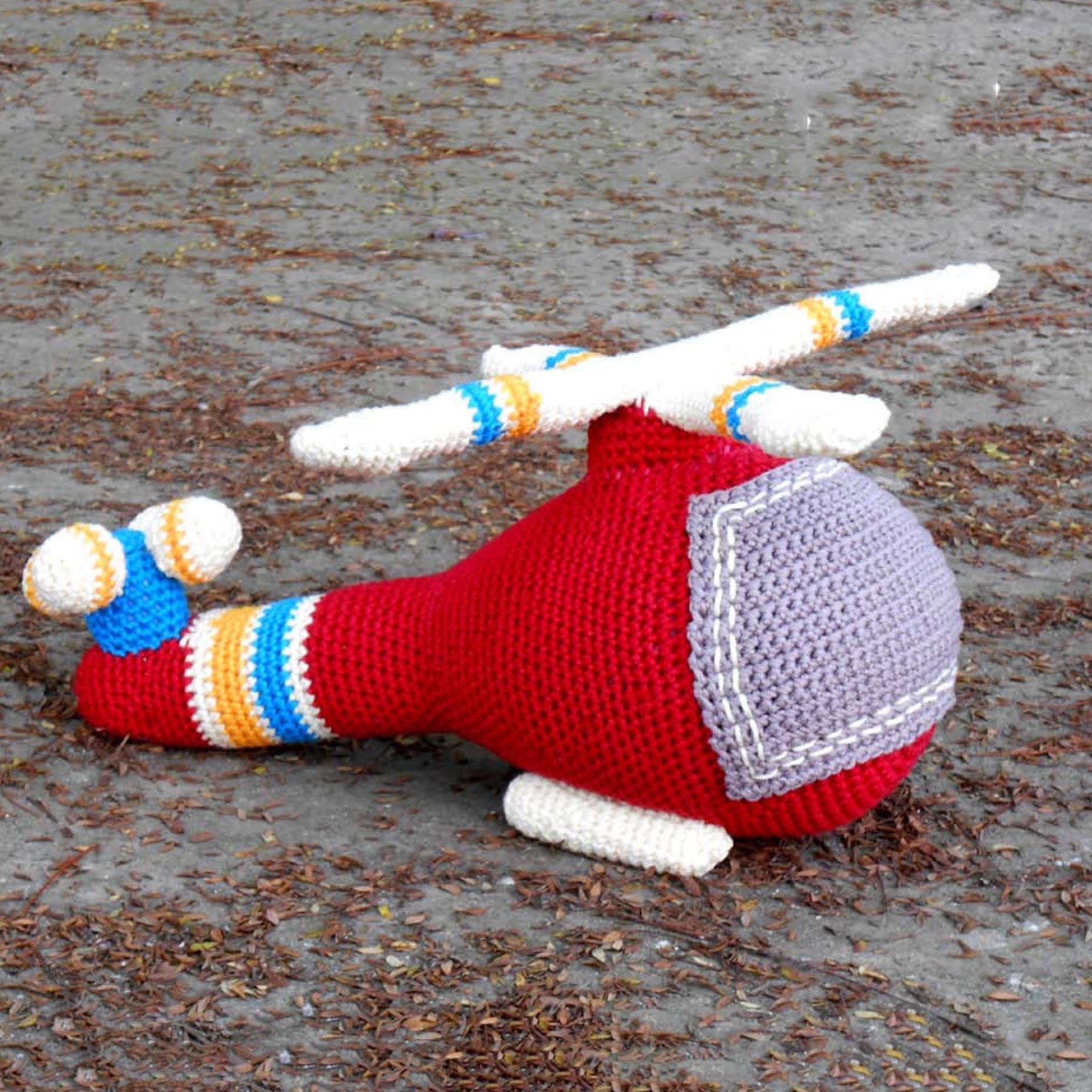 Helicopter amigurumi pattern - Free Pattern | Crochet | Pinterest ...