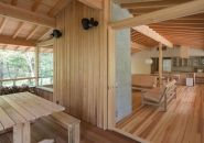 toshihito yokouchi house in the woods tateshina designboom