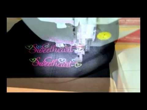 Brother Pe770 Hat Hoop Hathoop Com Best Embroidery Machine Machine Embroidery Tutorials Hat Embroidery Machine
