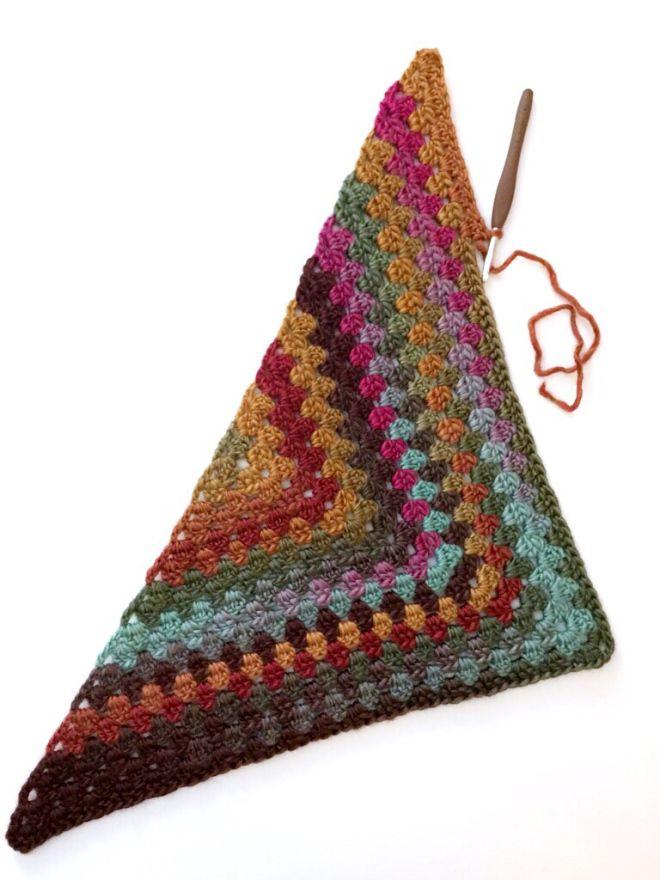 Finally, some crochet! – not your average crochet | Shawls ...