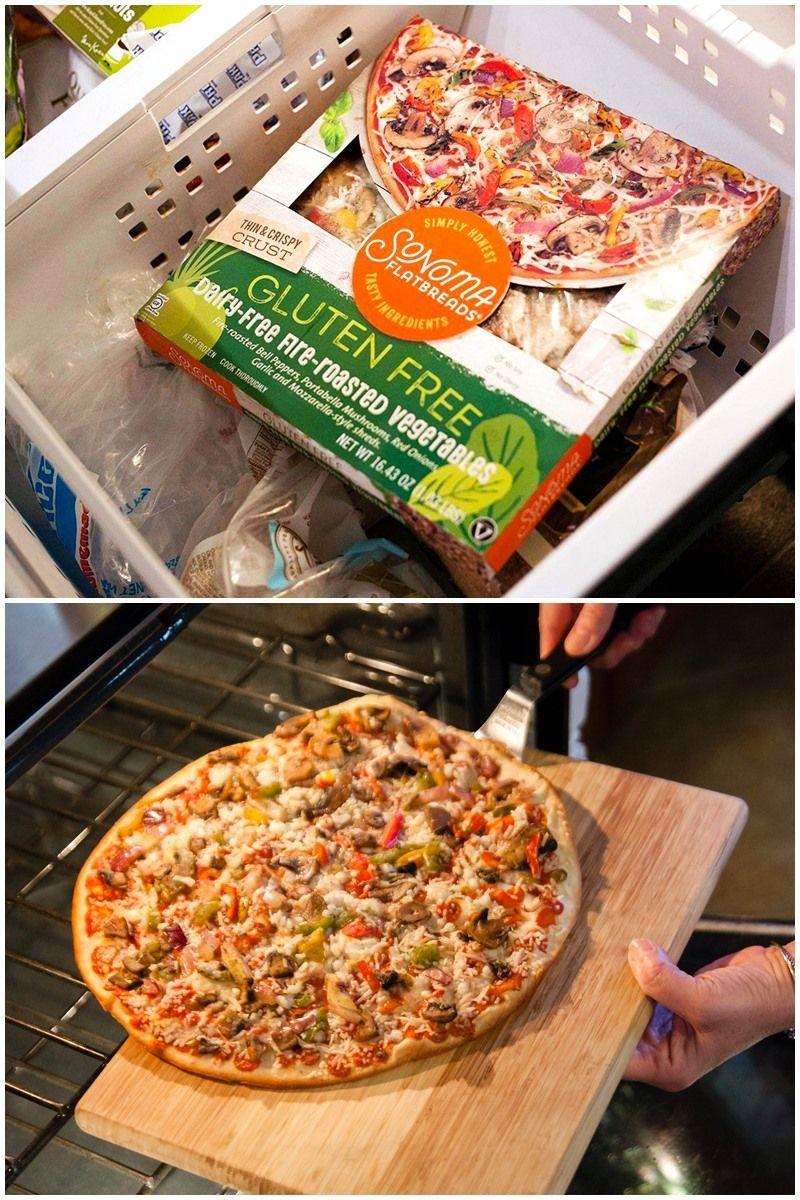 Sonoma Flatbread Gluten Free Dairy Free Frozen Pizza Reviews