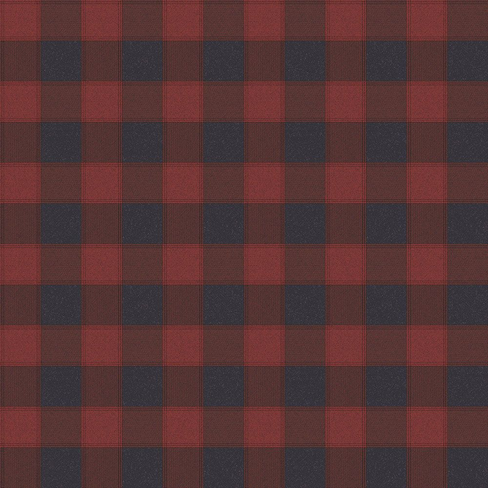 Check By Galerie Red Black Wallpaper Wallpaper Direct Red And Black Wallpaper Black Wallpaper Tartan Wallpaper
