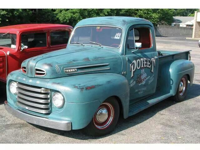 49 Ford F1 Camiones Chevy Camion Ford Camionetas