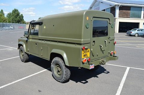 1992 Land Rover 110 Manual Diesel | Hobbs Parker Car Auctions