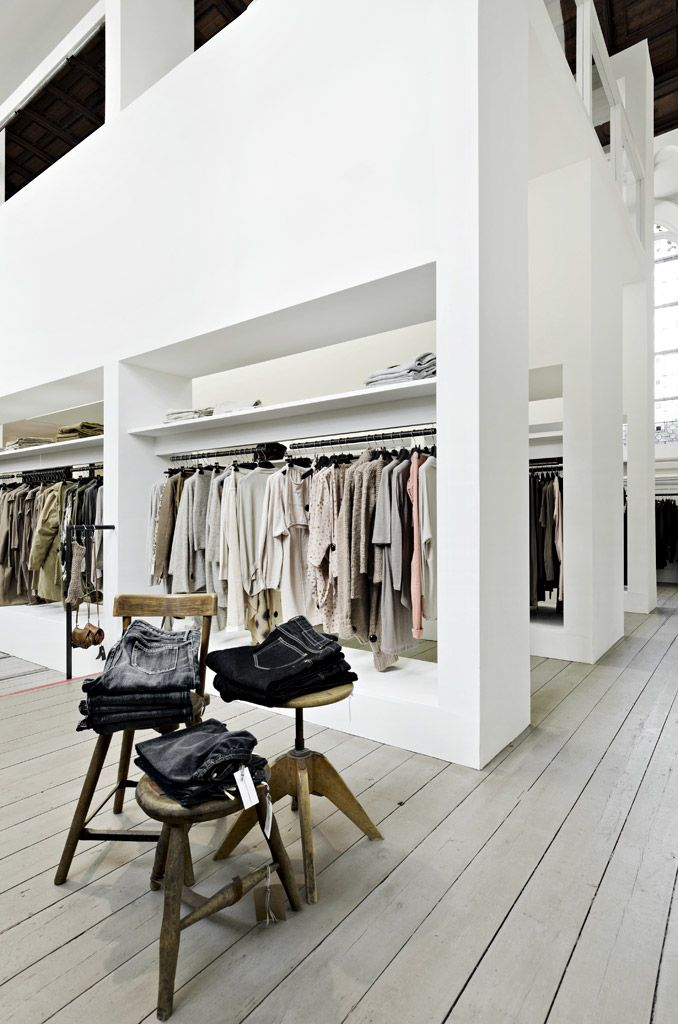 Retail design shop fashion store interior shops humanoid arnhem also best images rh pinterest