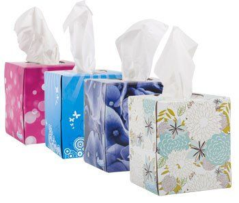 Senseless. travel size facial tissues think