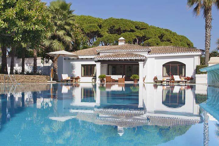 Villa la Ermita Golden Mile, Marbella, Spain, Contact mailto:allpropert... #spain #travel #home #luxury #property