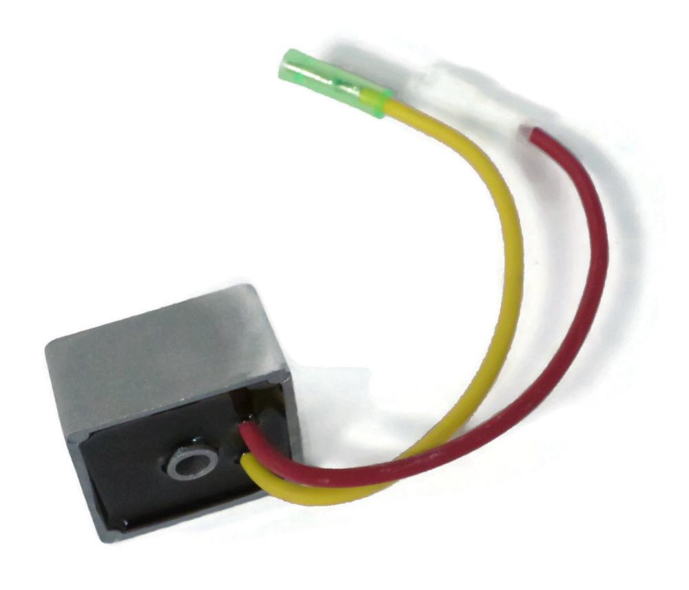 Voltage Regulator For Troy Bilt Model 13wn77ks011 Riding Mower
