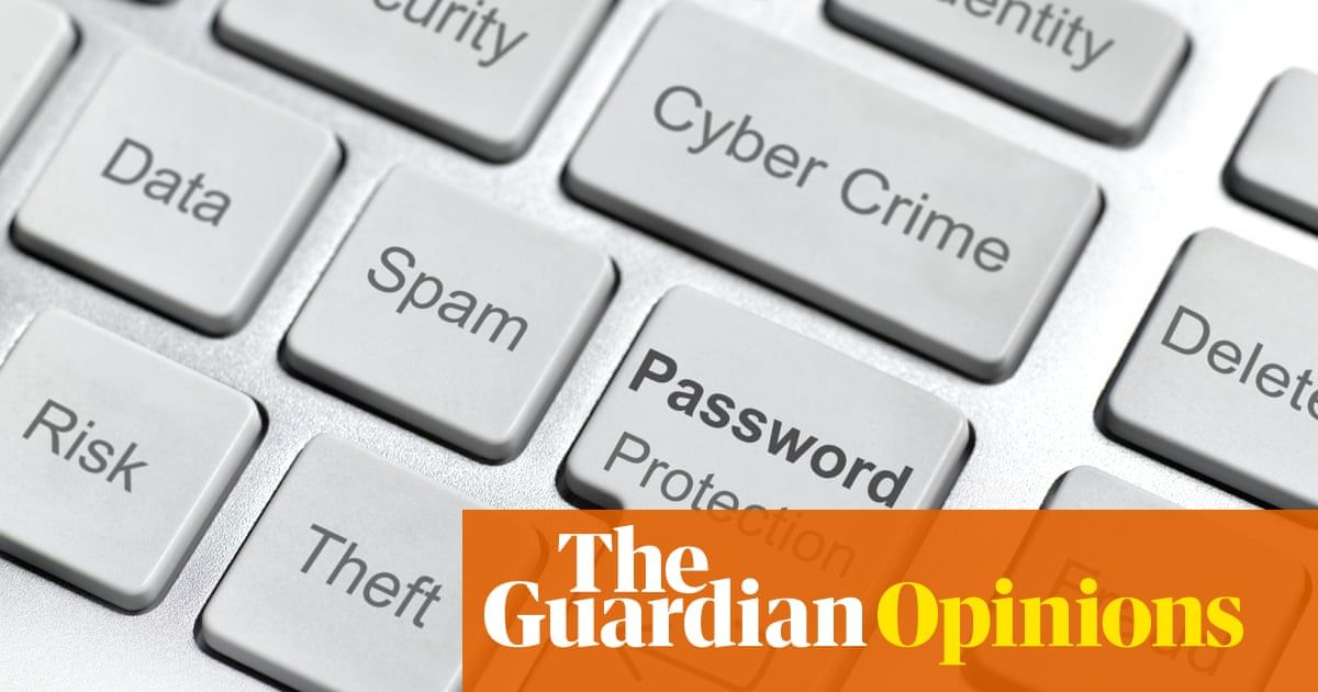 The Guardian view on cybercrime the law must be enforced