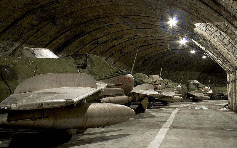 Military Underground Bases For Sale A Potential For The - Map Of Us Decommisioned Army Bases