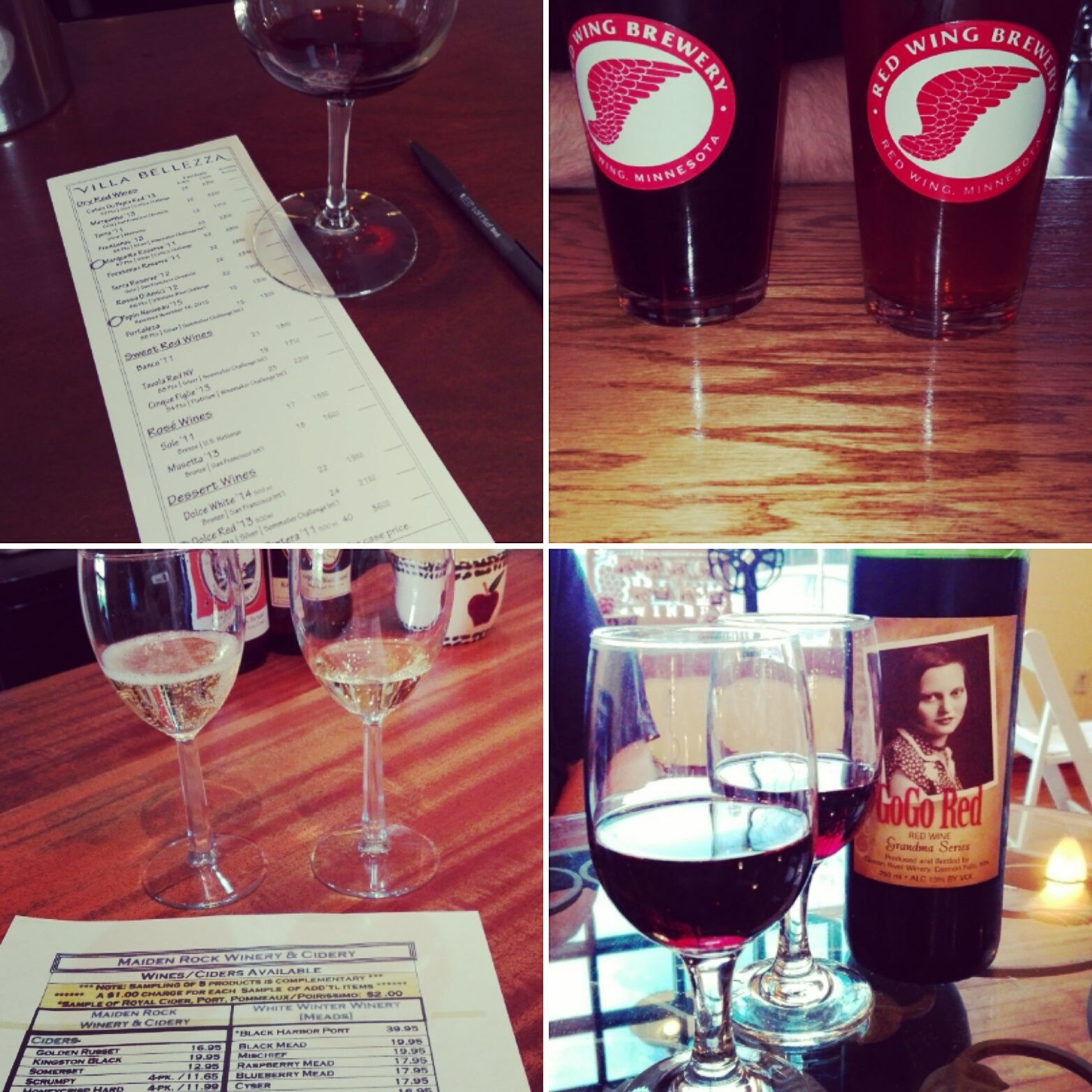 My Adventures In Travel Great River Road Wine Trail Plus A Brewery Wine Trail Wine Brewery