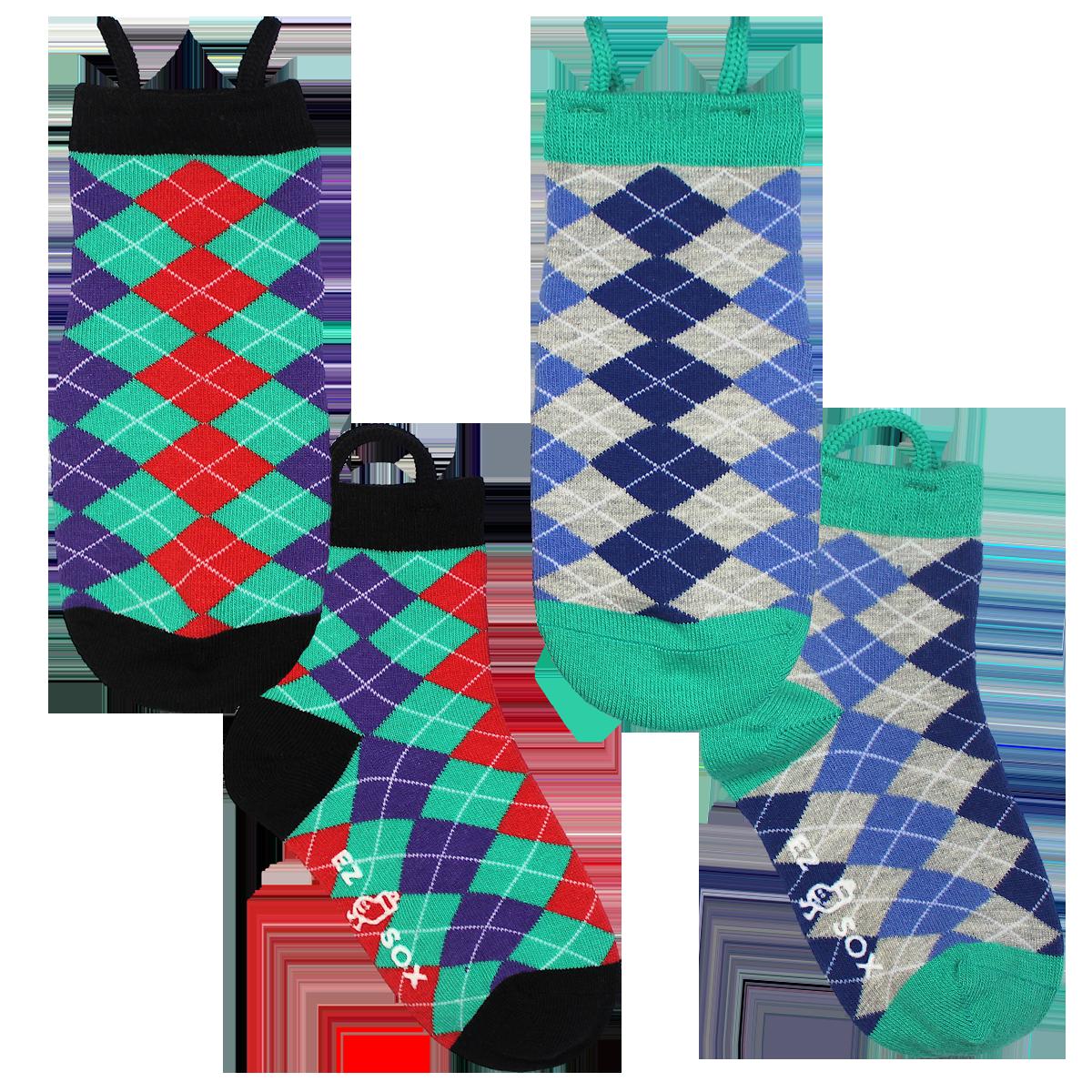 ee6f7a9d2 Argyle Kids Socks Seamless Socks