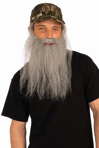 Si Robertson Halloween Costume Ideas and Accessories ♥ Duck - halloween costumes with beards ideas