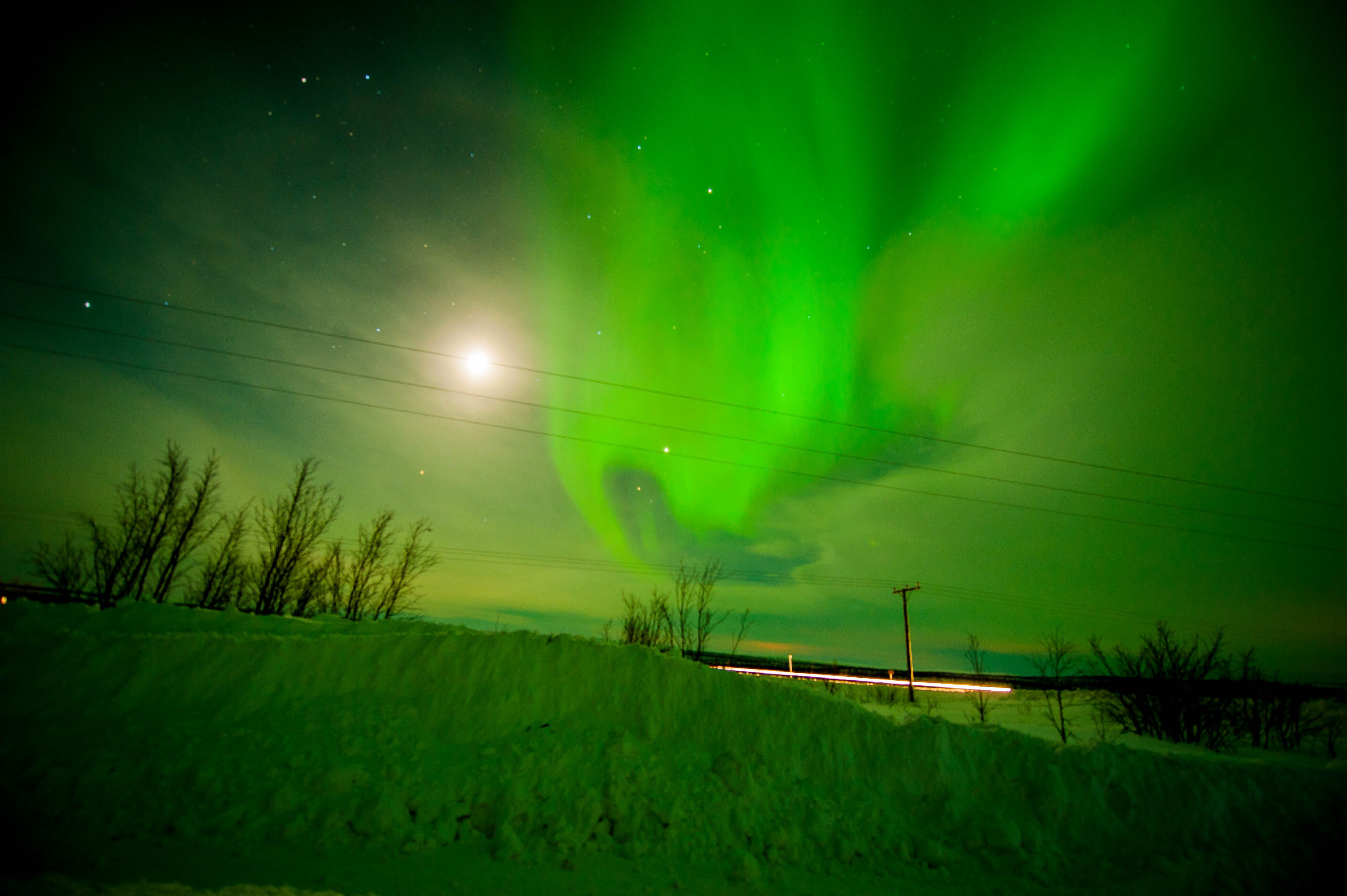 Aurora Over Alta, Norway #10 by Sanjiv Modi