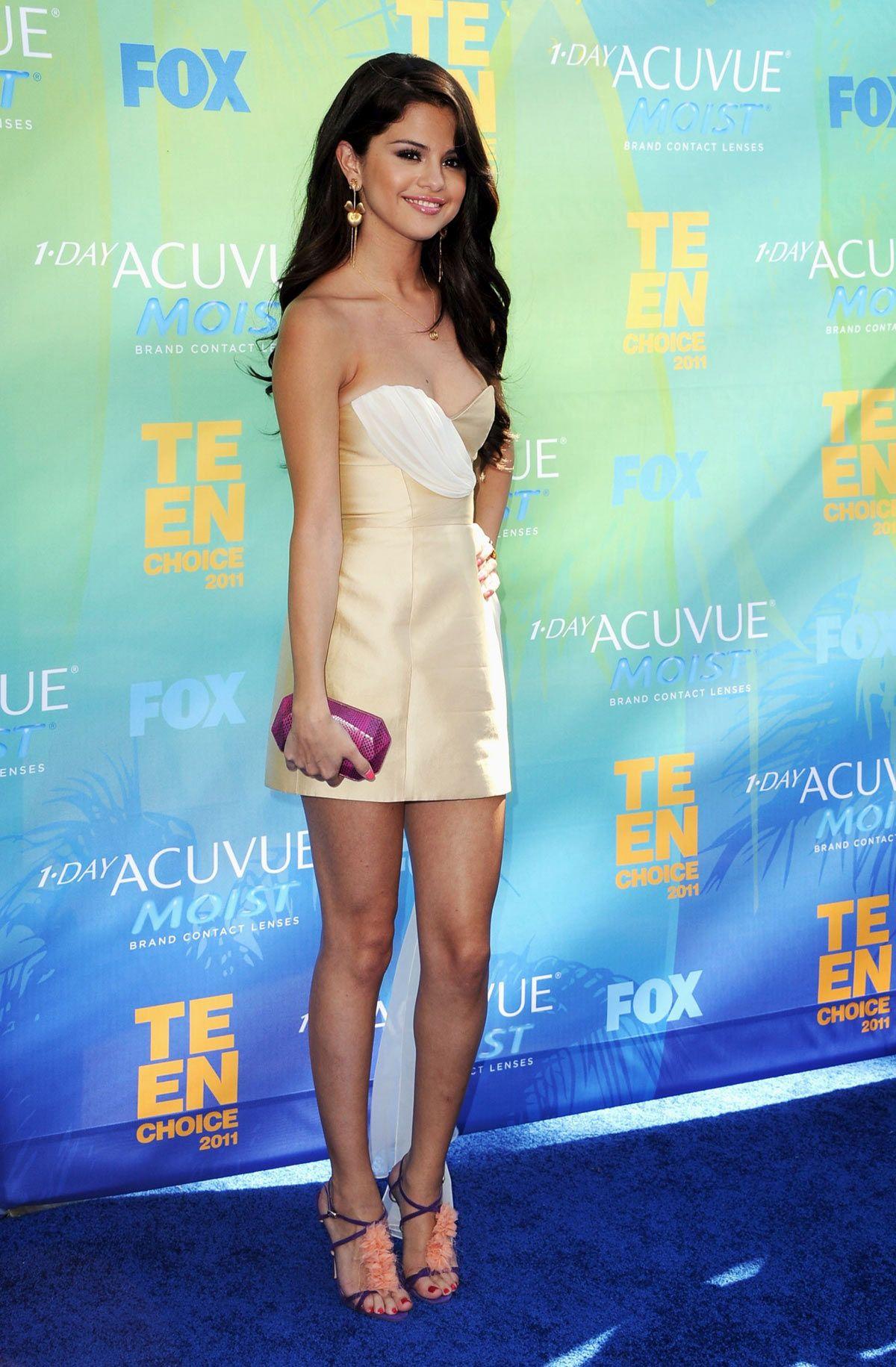 Selena Gomez see through dress April 2015   Selena Gomez – Teen ...