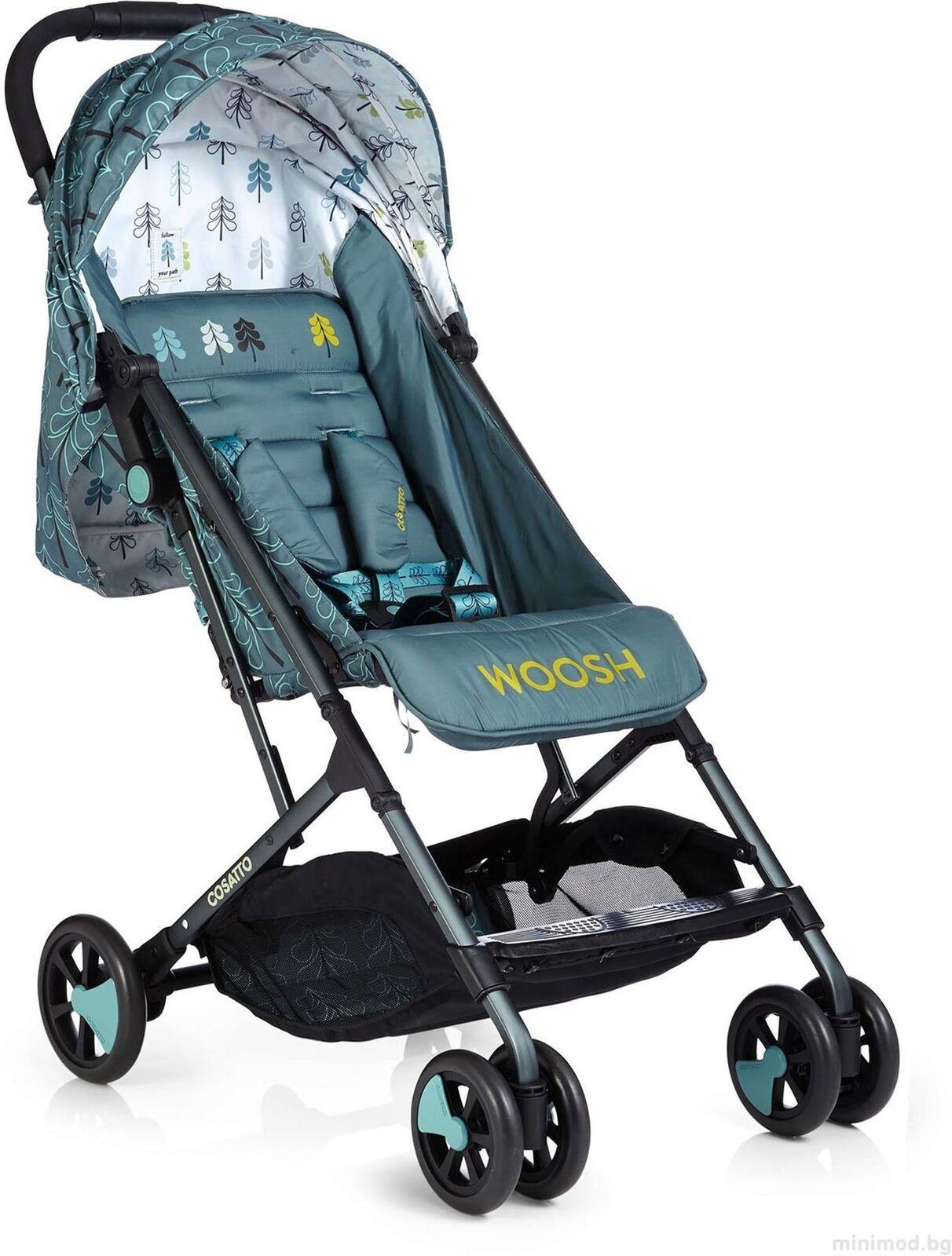 448a5db9546 COSATTO Лятна количка Woosh - Fjord | Baby Strollers | Baby ...