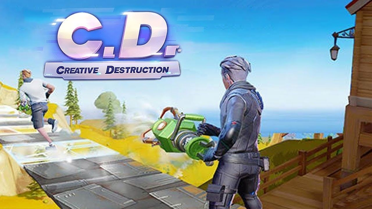 creative destruction tips and tricks