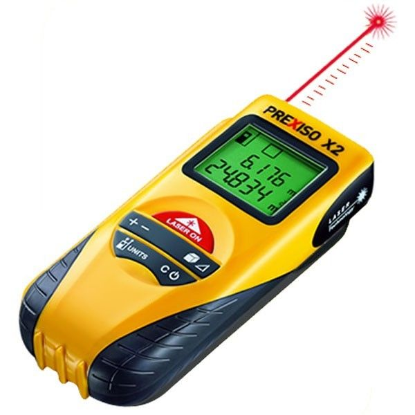 Digital Distance Measuring Instruments : Laser distance measuring device cool things to own