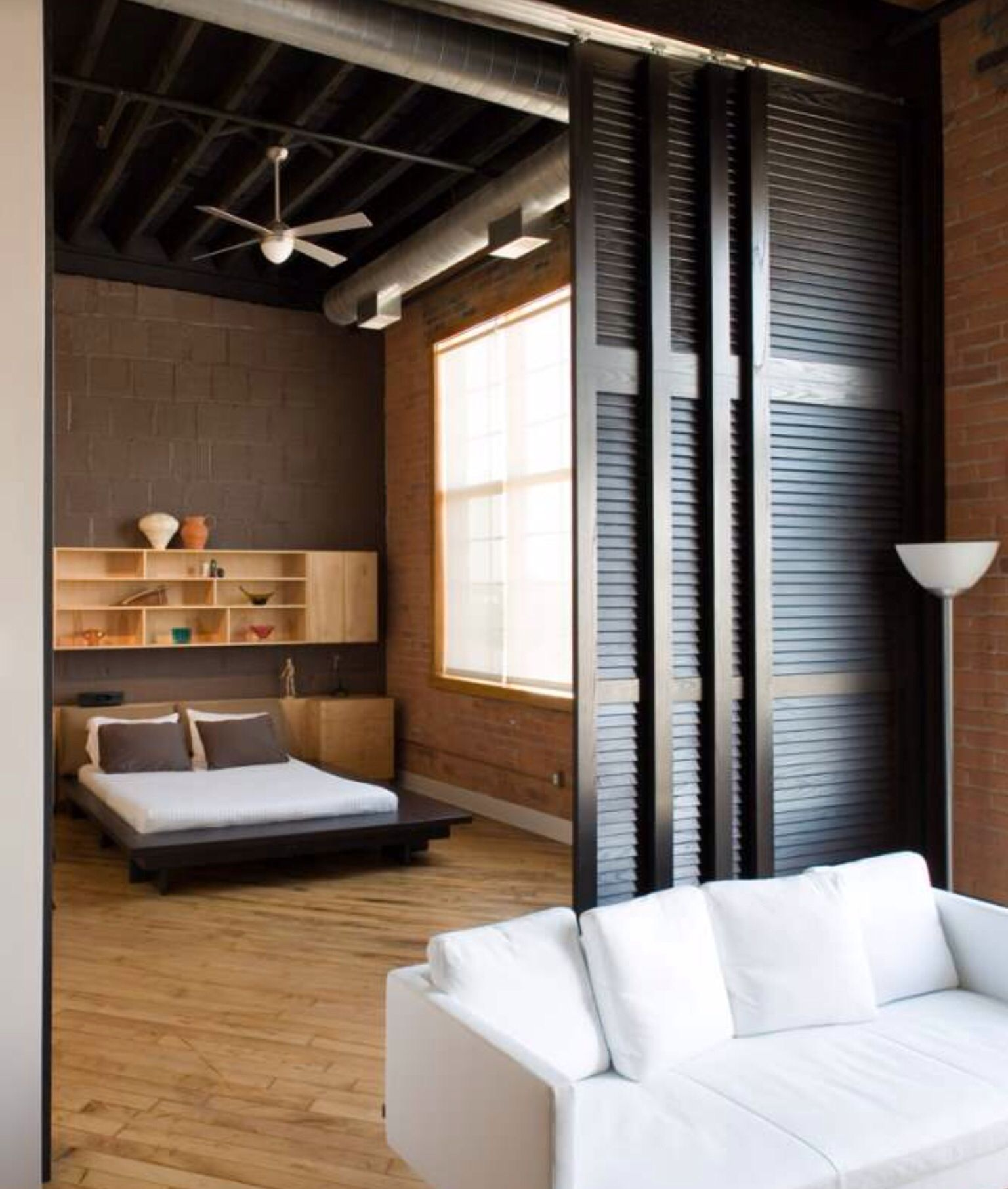 Fab sliding doors to section off rooms or for closing in