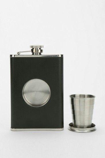 Shot Glass Flask