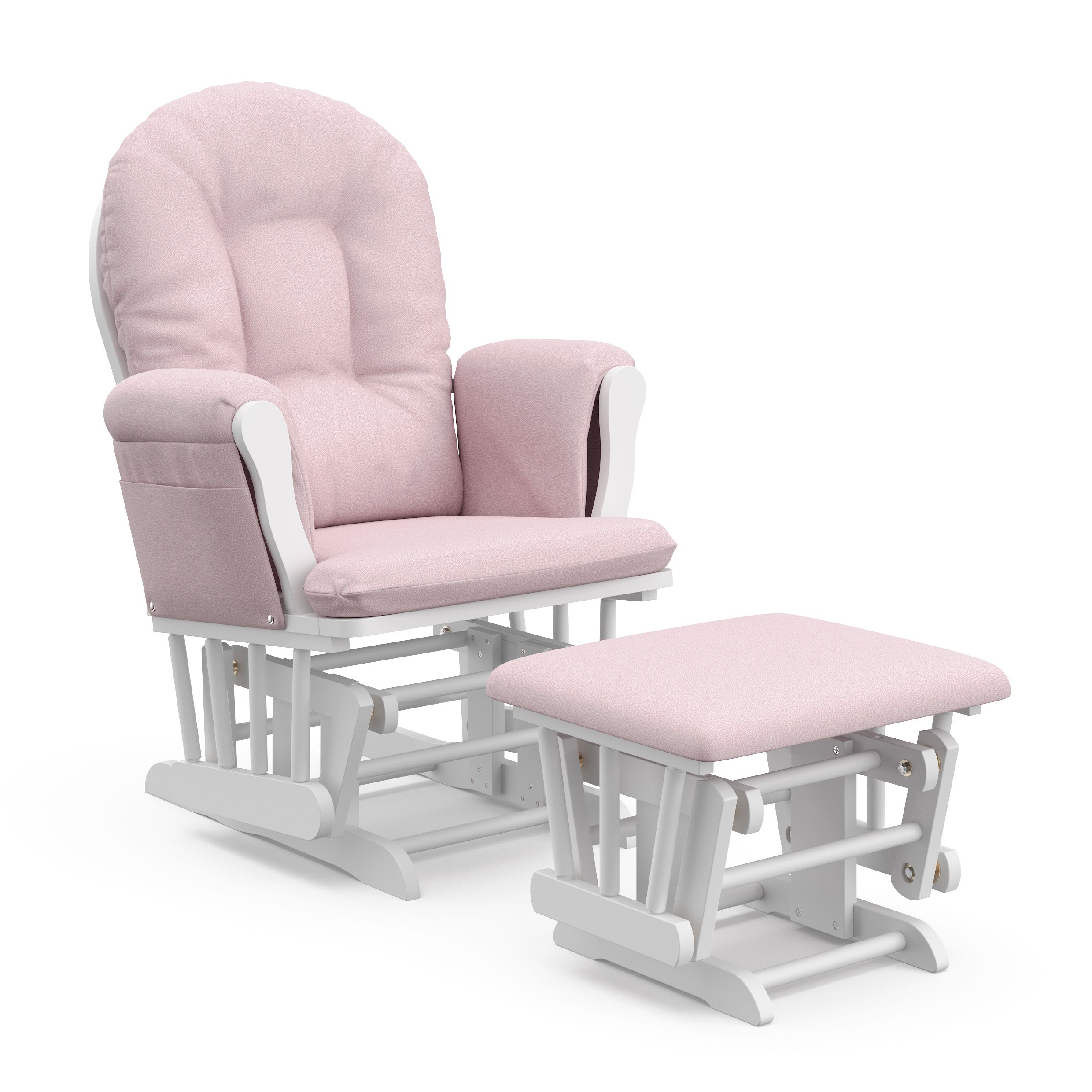 Baby With Images Glider And Ottoman