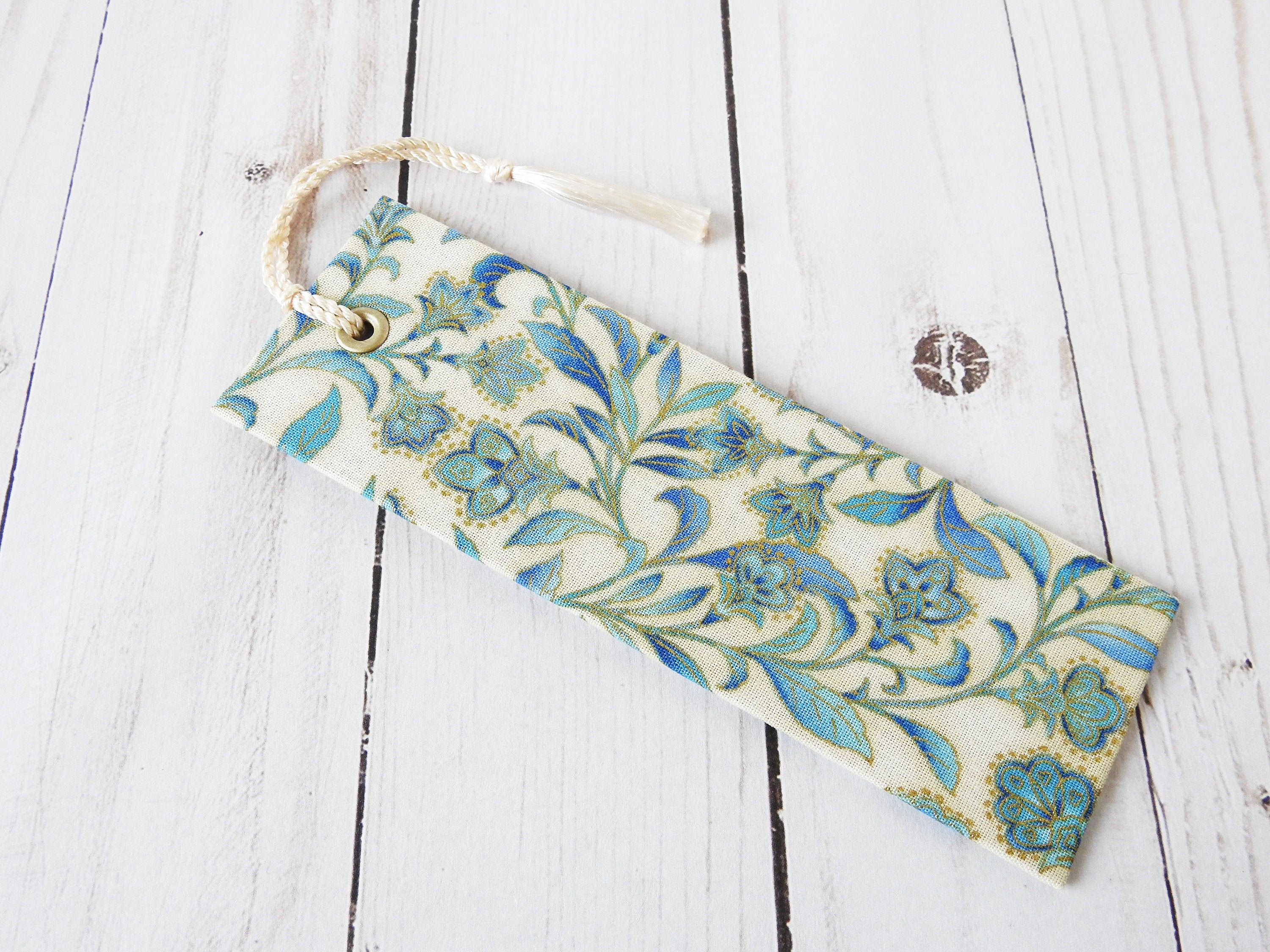 Floral bookmark literary gifts bookworm gifts gifts for