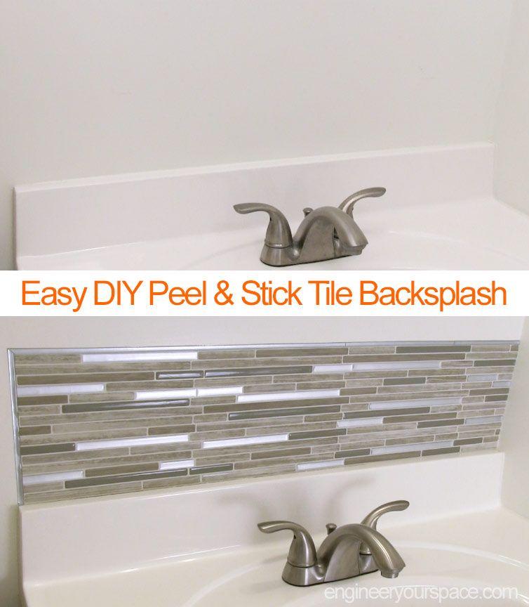 small bathroom remodel easy diy tile