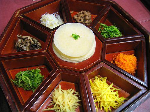 Korean Cuisine Gujeolpan 01 Korean Royal Court Cuisine