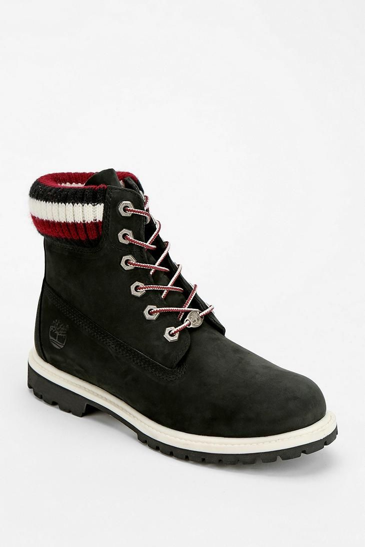 Timberland X UO Sweater-Lined Ankle